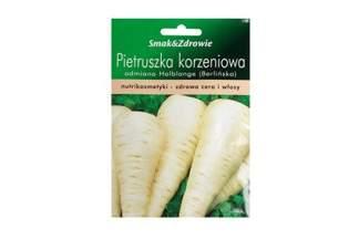 Pietruszka korzeniowa Halblange (berlińska) Smak&Zdrowie