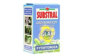 Proplant 722 SL środek grzybobójczy do fytoftorozy u roślin iglastych Substral 50ml