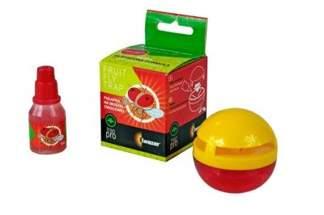 Pułapka do zwalczania muszki owocówki Fruit Fly firmy Kwazar 15ml