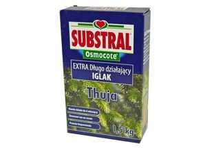 Substral Osmocote Extra długo działający nawóz do iglaków, rododendronów i azalii 1,5 kg