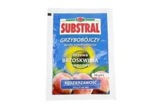 Syllit 65 WP - środek grzybobójczy do ochrony roślin sadowniczych Substral 10 g