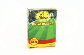 Trawa Uniwersalna 0,25 kg firmy Kalnas – mieszanka traw uniwersalnych