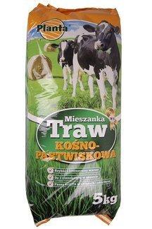 Trawa pastewna łąkowa, kośno-pastwiskowa M1 z motylkowymi 5kg