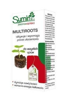 Ukorzeniacz MultiRoots  100 ml – nawóz  żelowy do ukorzeniania roślin SUMIN
