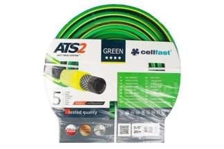 Wąż ogrodowy,  5-warstwowy Green ATS 5/8'' 25m 15-110 Cellfast