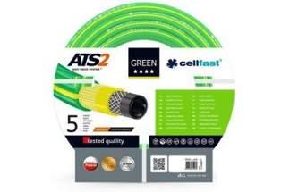 """Wąż ogrodowy nie skręcający się Green ATS2 3/4"""" 25m 15-120 Cellfast"""