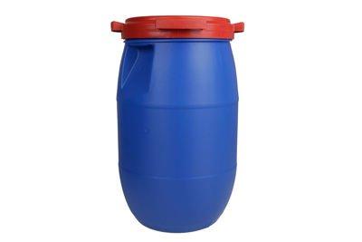 Beczka plastikowa (niebiesko-czerwona) 30 litrów