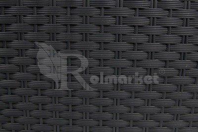 Doniczka dekoracyjna Rato DRTC500 Case z systemem nawadniającym, 51cm, antracyt