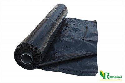 Folia kiszonkarska (silosowa) czarno-czarna 6x33m