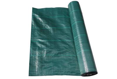 Gruba agrotkanina zielona 1,05x50m 105g