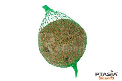 Kula tłuszczowa zimowa dla ptaków 90g Natural-Vit 50szt folia