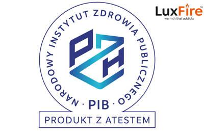 Lux Fire™ 10 litrów –  ekologiczne biopaliwo do kominka (bioetanol do biokominka)