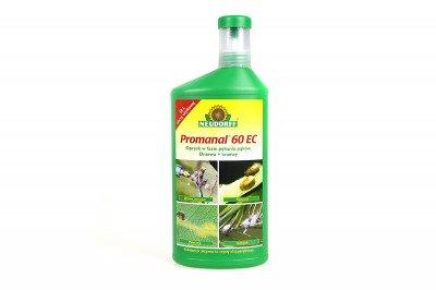 Promanal 060EC 1l Neudorff– środek owadobójczy do stosowania w uprawach sadowniczych