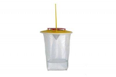 REDTOP pułapka na muchy, bardzo skuteczna łapka wabiąca 8 litrów+ przynęta