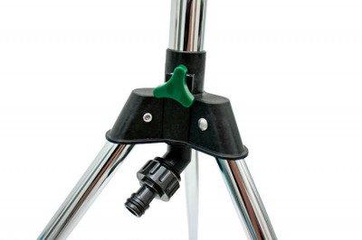 Regulowany zraszacz teleskopowy, pulsacyjny  BRASS AKWA DUA 105cm AA341