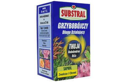 Substral Saprol Thuja – długo działający środek grzybobójczy do ochrony roślin 100 ml