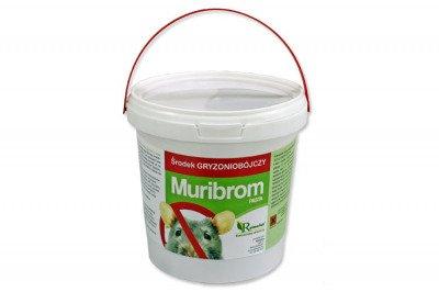 Trutka na myszy, szczury i nornice - Muribrom pasta 250 g