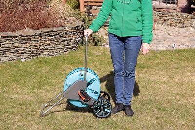 Wózek na wąż AquaRoll M 18511-20 Gardena