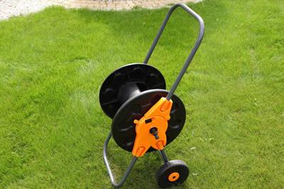 """Wózek na wąż ogrodowy 1/2"""" 60m AQUA REEL"""