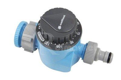 Zegar mechaniczny (czasowy wyłącznik przepływu wody) Cellfast