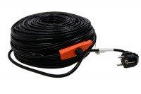 Kabel grzewczy 37m z energooszczędnym termostatem 622 W