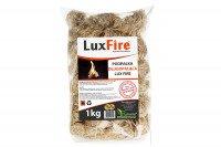 Podpałka długopaląca z wełny drzewnej LUX FIRE 1kg